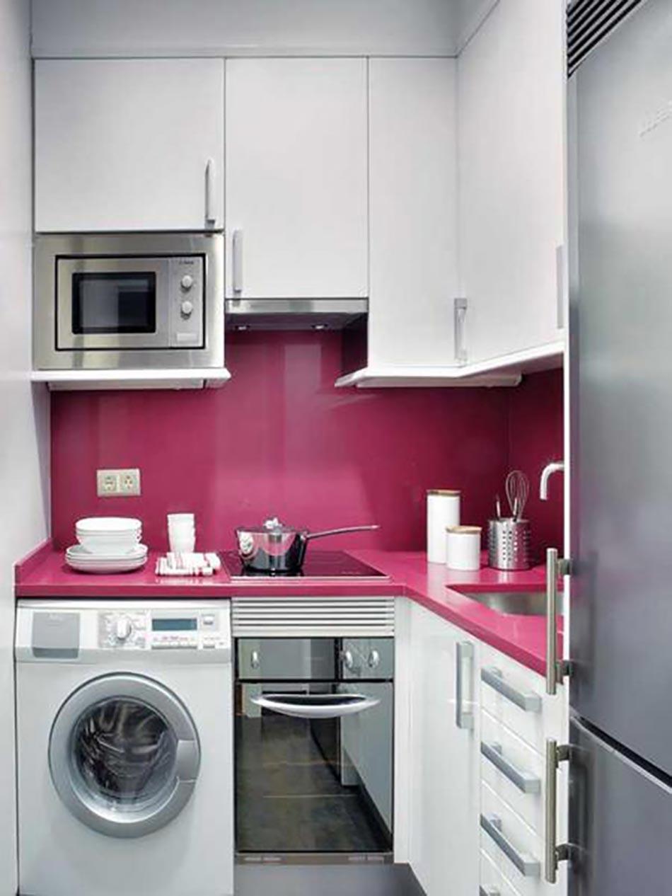 Sehr Idées déco pour une petite cuisine ouverte | Design Feria OH11