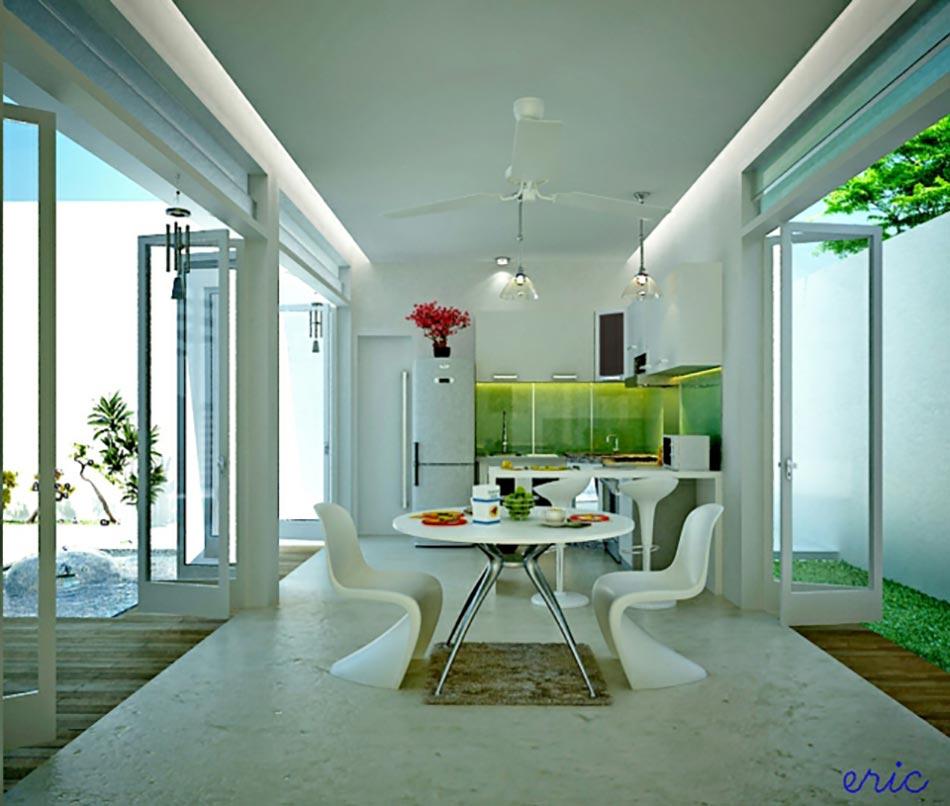 une salle manger design aux bouts des l vres On salle a manger futuriste
