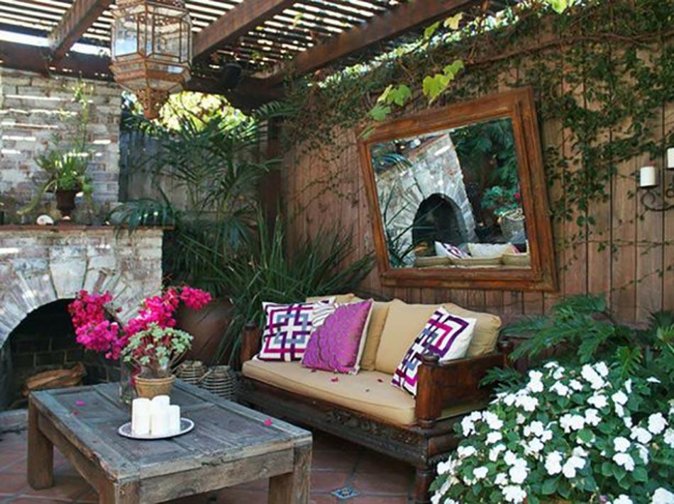 Le patio ou l am nagement ext rieur de ville for Amenager sa cour exterieur