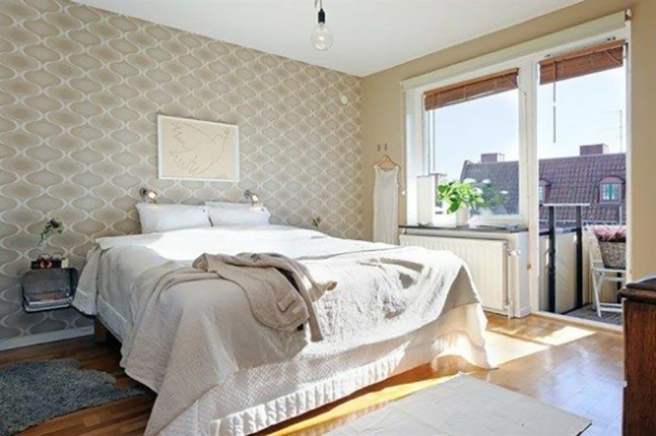 Les inspirations nordiques pour la chambre coucher - Belles inspirations dindonesie chambre ...