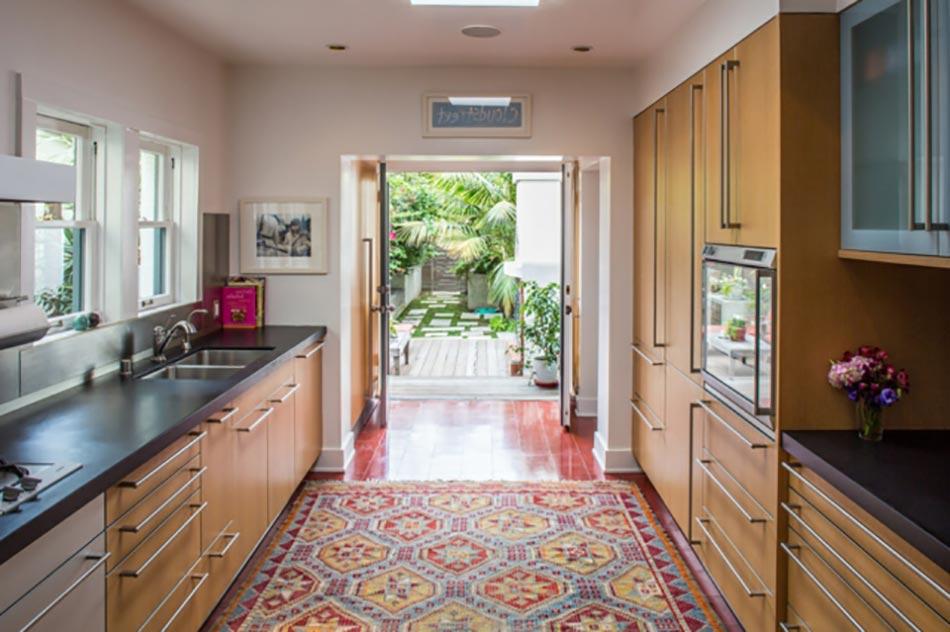 crer une cuisine ouverte beautiful attrayant creer une cuisine ouverte la cuisine en u avec bar. Black Bedroom Furniture Sets. Home Design Ideas