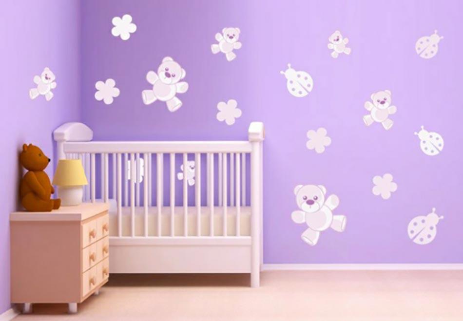 D coration stickers muraux chambre b b 20170903041146 for Decorer chambre bebe