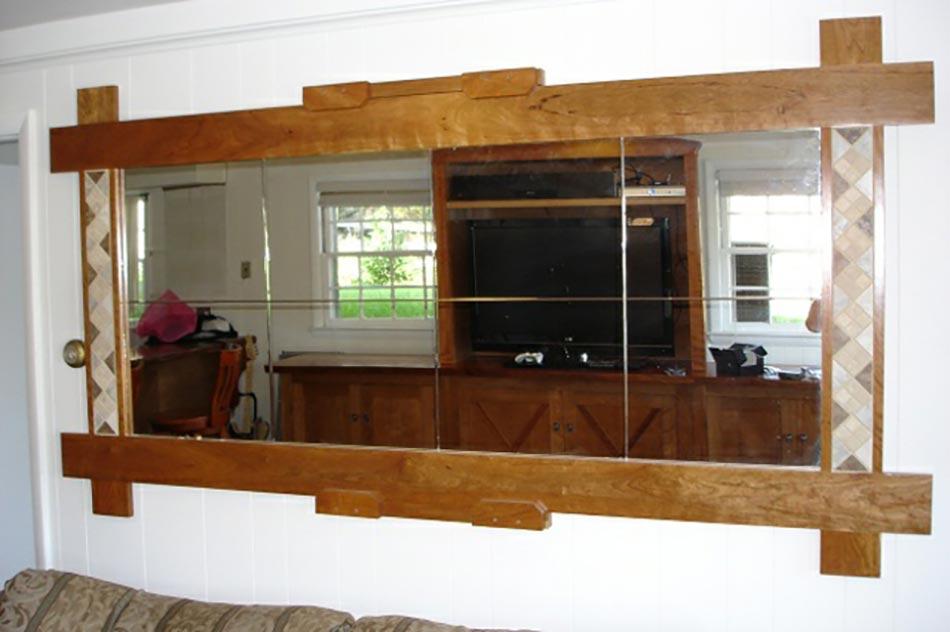 Deco miroirs design id es d co nos conseils et astuces for Miroir convexe deco
