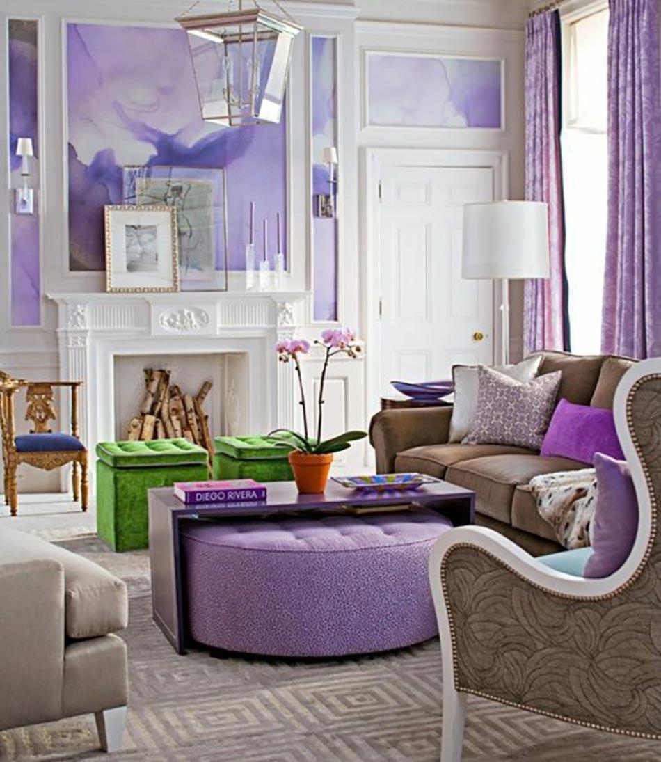 S jour en couleurs sympa pour une ambiance deco maison unique design feria - Accessoire room ...