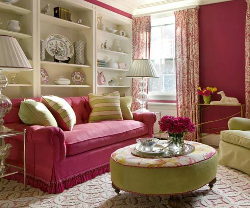 S jour en couleurs sympa pour une ambiance deco maison unique design feria - Decoration interieur couleur ...