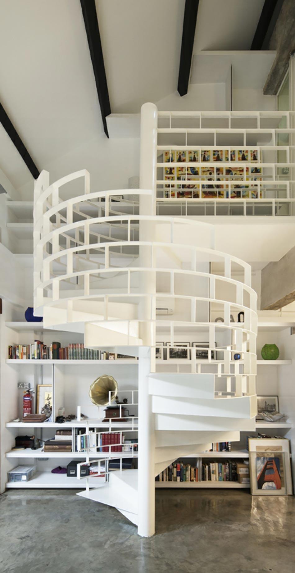 L\'escalier design ou 18 nouveautés sinequanone pour un ...
