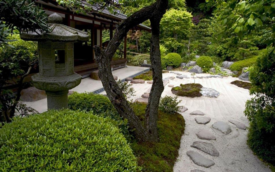 Parfait Jardin Japonais