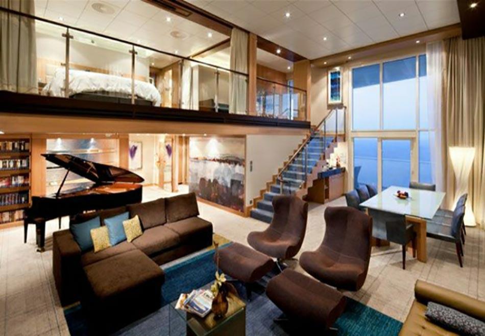 Loft Moderne Vue Magnifique