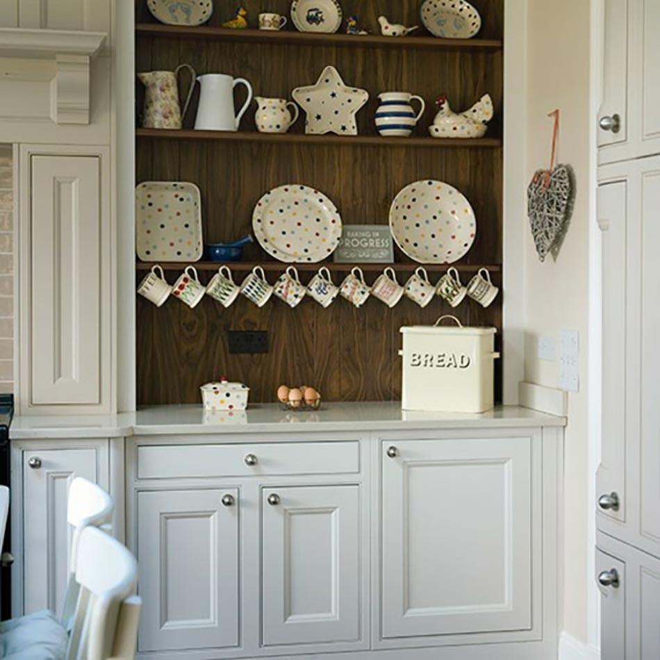awesome rangement ouvert pour la cuisine moderne with deco etagere cuisine - Etagere Cuisine Moderne