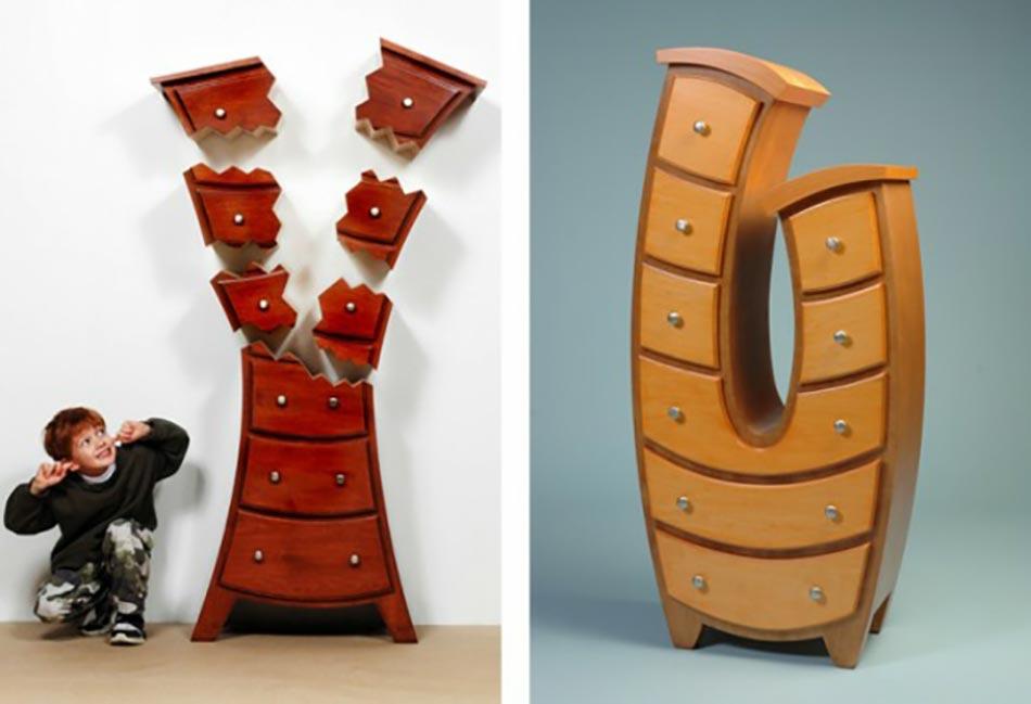 Chambre d enfant raviv e par des meubles uniques - Meubles chambres enfants ...