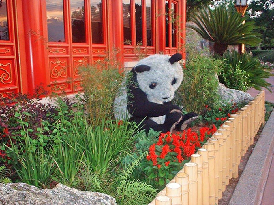 Lu0027art Topiaire Design En Décoration De Jardin