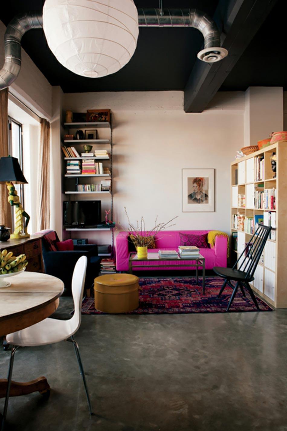 15 s jours anim s par un style industriel contemporain design feria. Black Bedroom Furniture Sets. Home Design Ideas