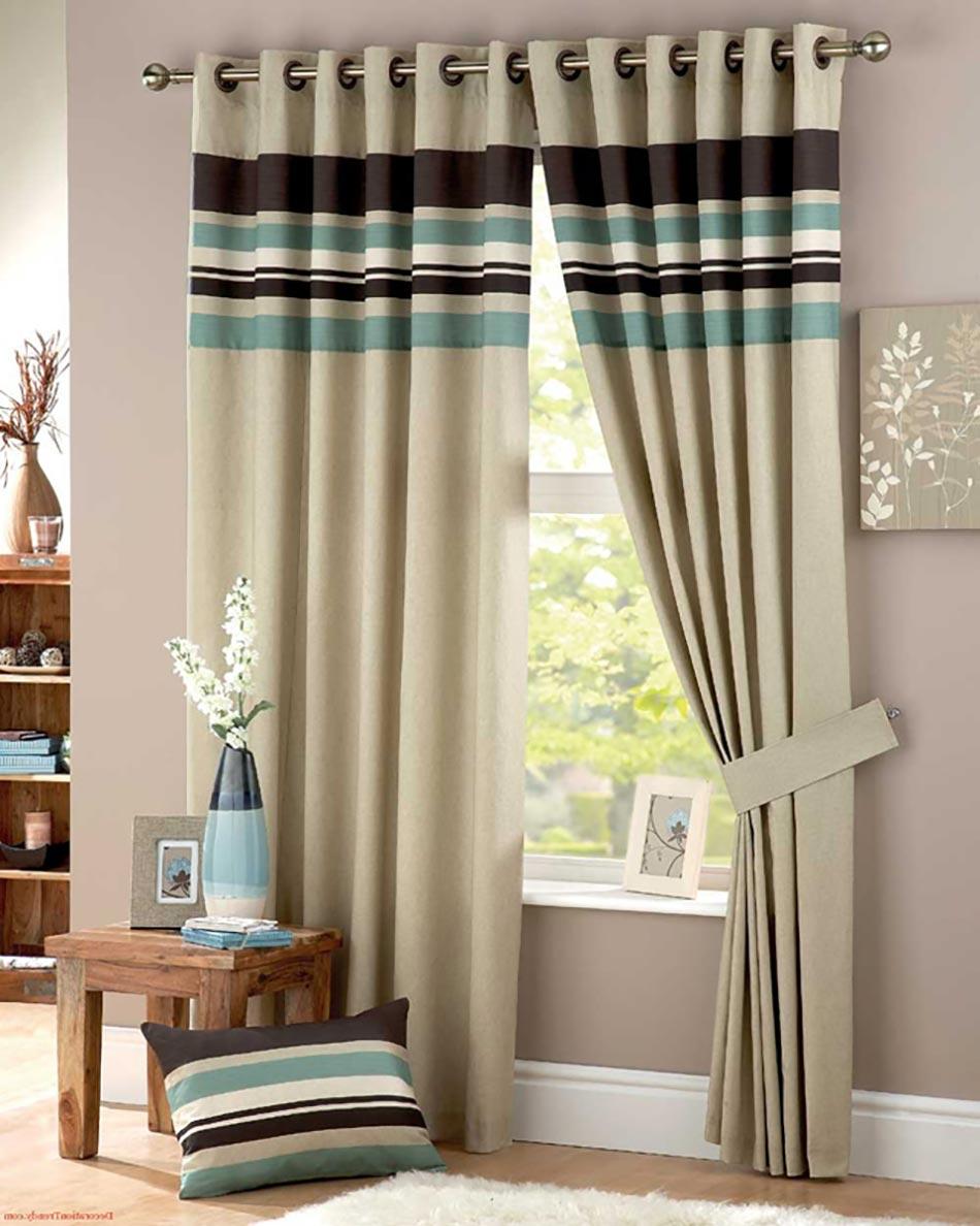 Le rideau d co pour changer d ambiance volont design for Art et decoration rideaux