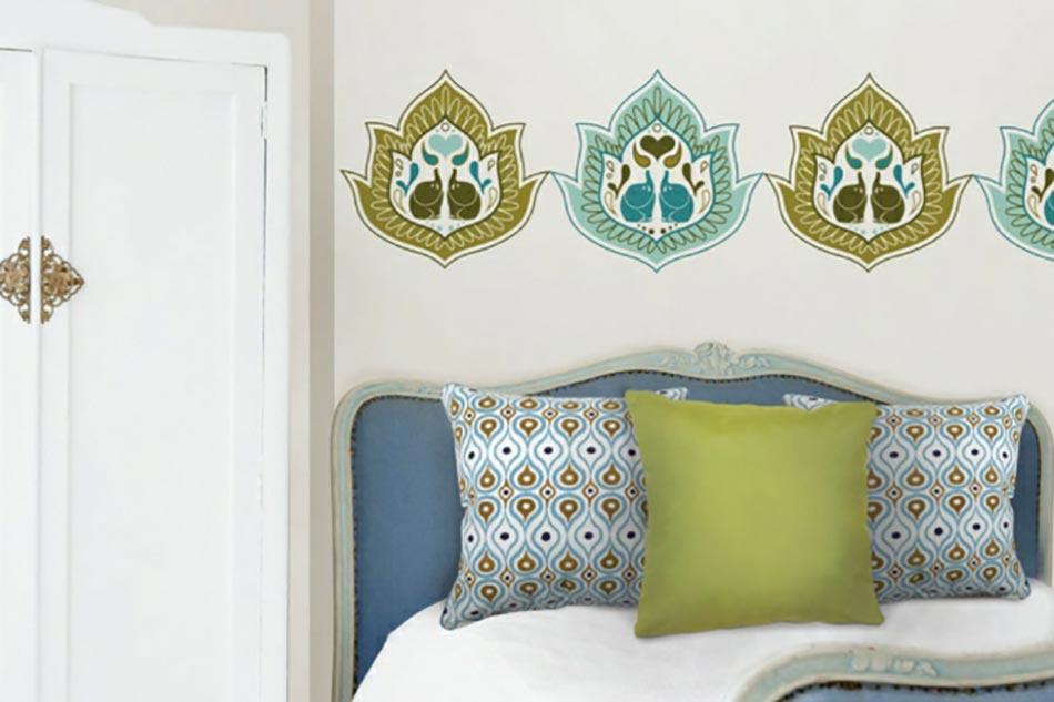 Stickers Muraux Orientaux
