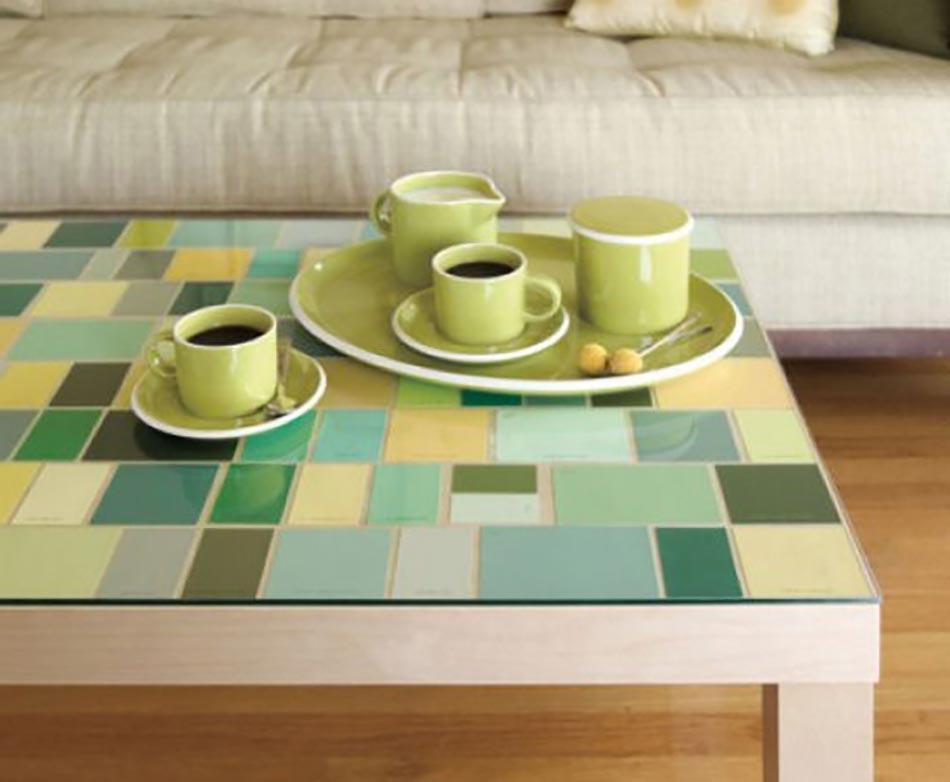 Plateaux De Table Basse De Salon Creatifs Design Feria
