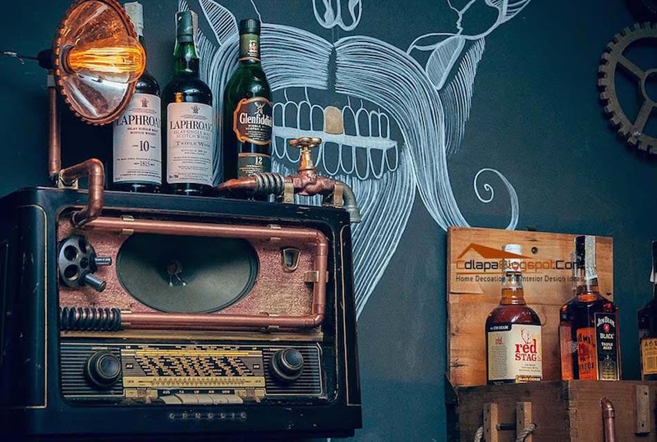 Elegant Free Accessoires Rtro Chiner Dans Les Brocantes Ou Faire Soimme Jouent Un  Rle Essentiel Dans La Dco Steampunk With Deco Maison Steampunk