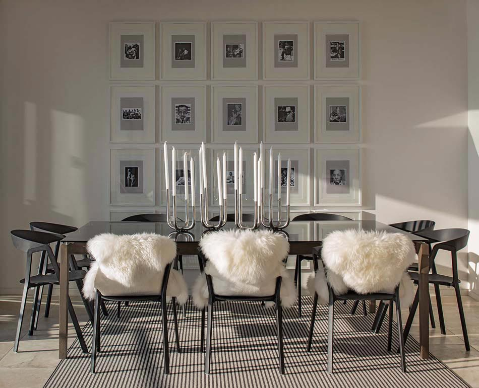 Chandelier design un accessoire ind modable plein de for Deco salle a manger design