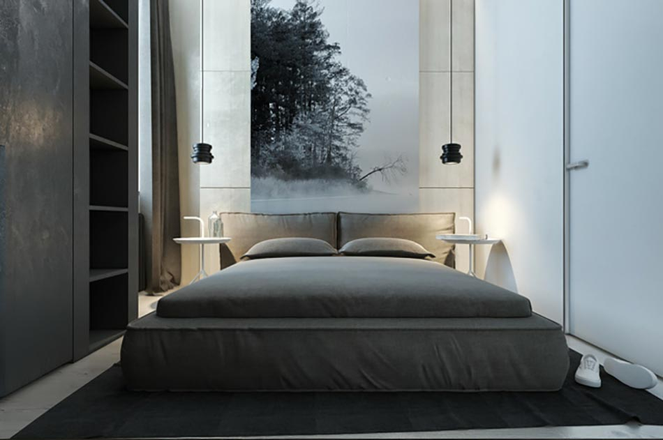 50 nuances de gris pour une maison design design feria. Black Bedroom Furniture Sets. Home Design Ideas