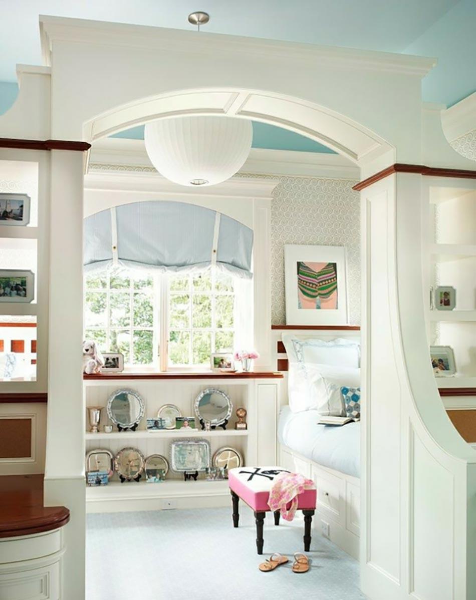 dcoration sur les murs chambre papiers peints discrets pour une dco claire et sympa