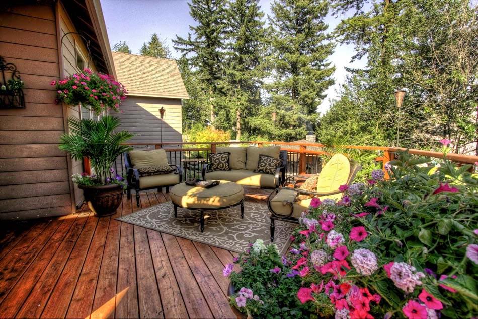 La touche d 233 co pour des espaces outdoor accueillants et conviviaux