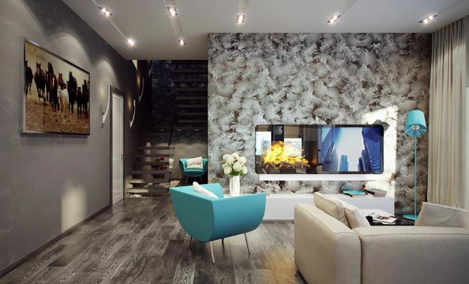 la d coration maison en couleurs et l espace apprivoiser design feria. Black Bedroom Furniture Sets. Home Design Ideas