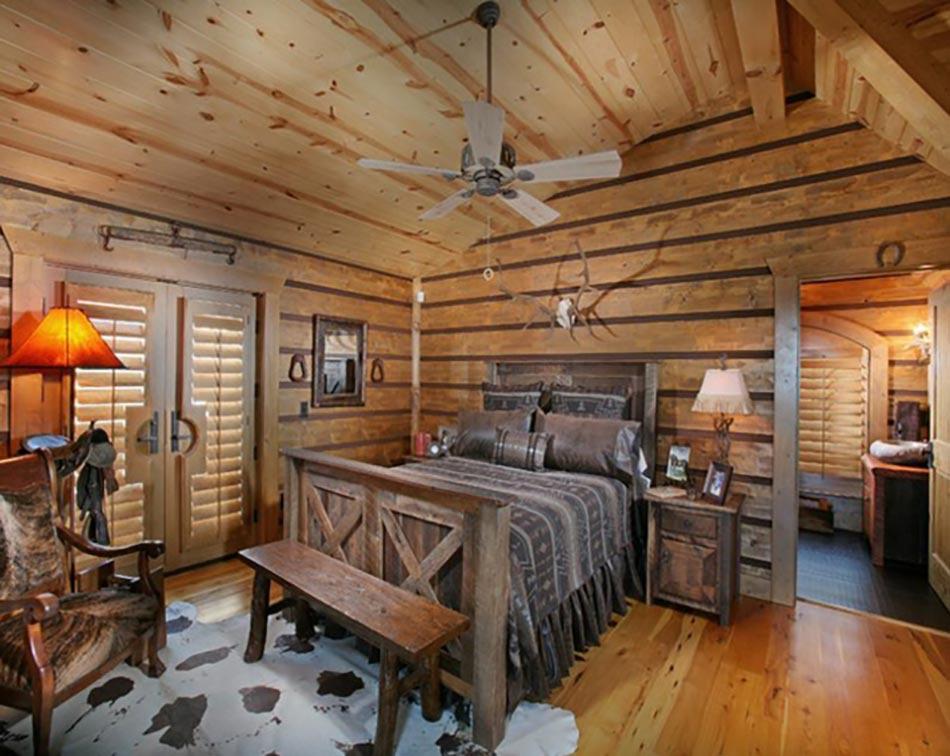 15 chambres de caract re l aide d un lit rustique for Bois de chambre bruxelles