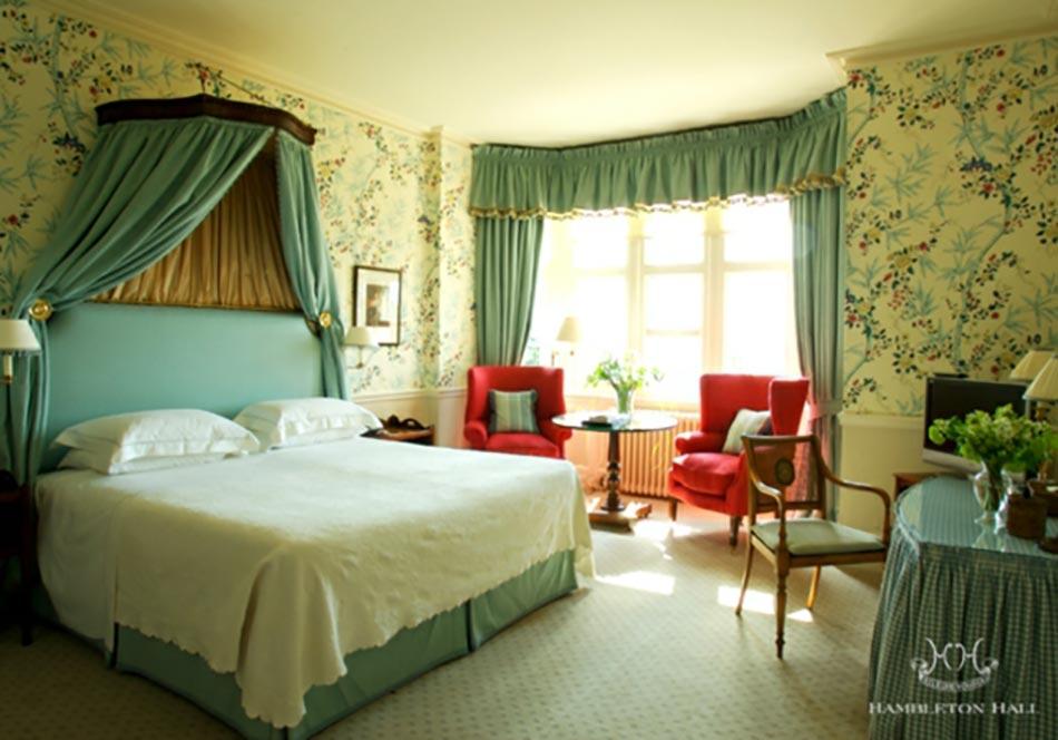 Merveilleux Une Des Suites De Hambleton Hall Au Design Romantique
