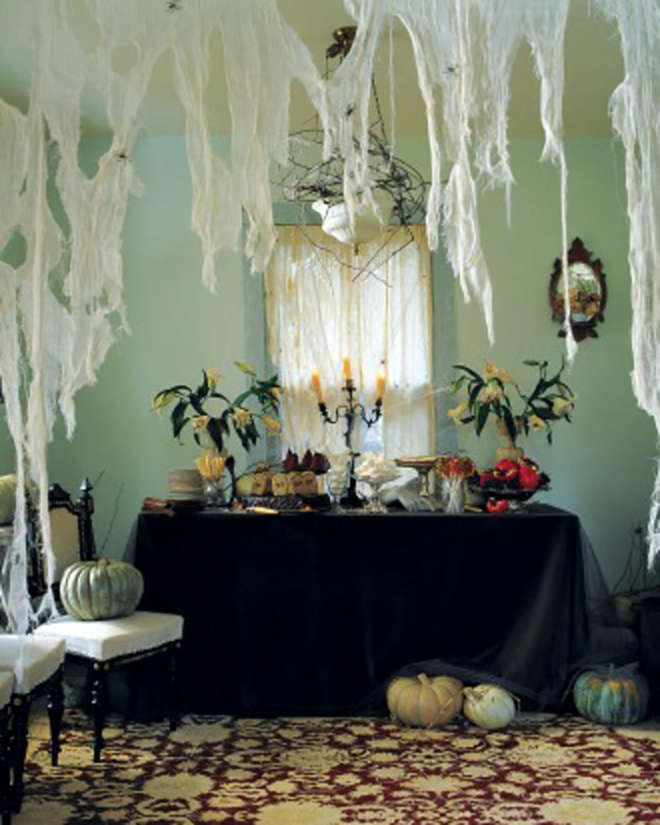 Decoration Interieur Halloween
