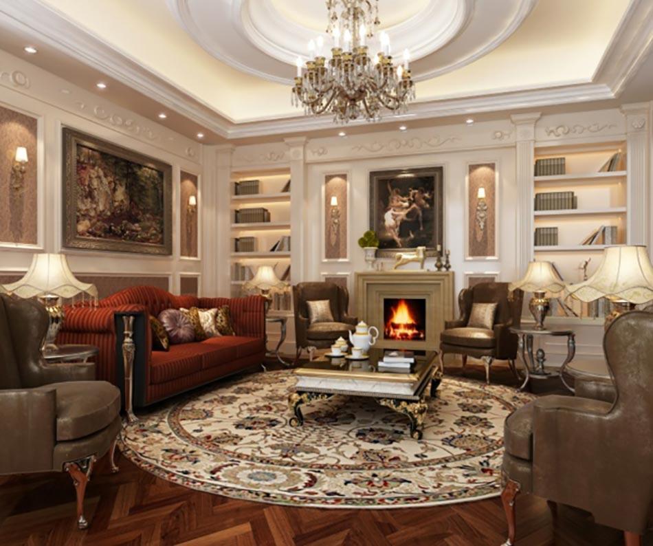 meubles classiques uniques design chic