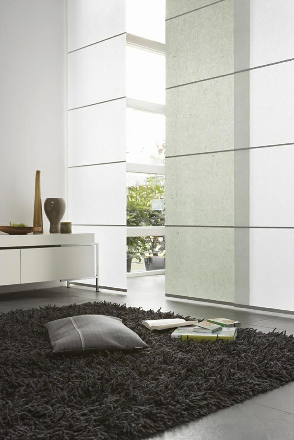 Panneaux japonais pour une ambiance d'intérieur unique  Design ...