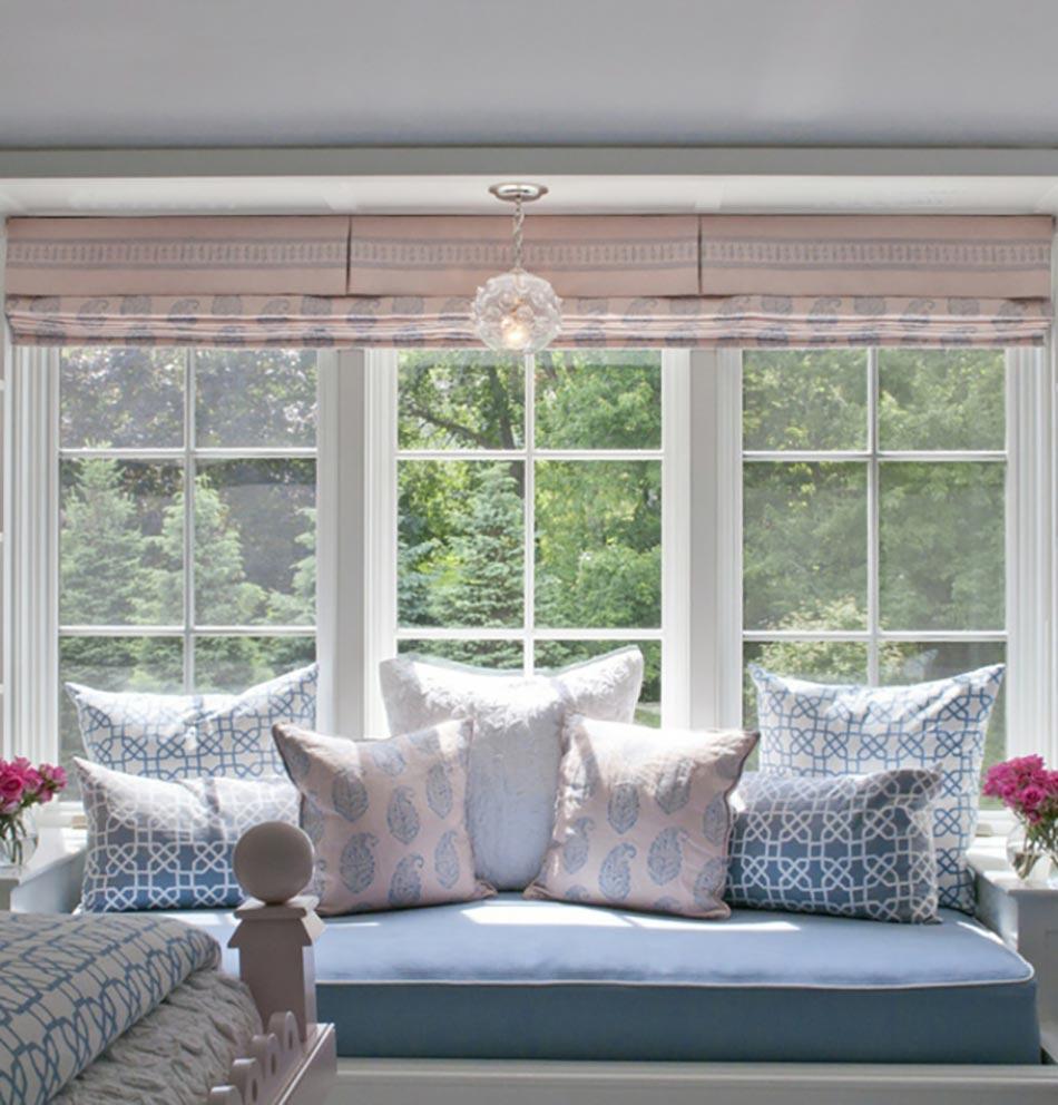 Window seat ou l'aménagement chambre à l'ambiance douillette ...
