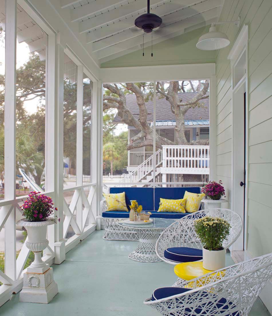 Aménagement De Terrasse Porche Et Balcon Choisissez Des Plantes ...