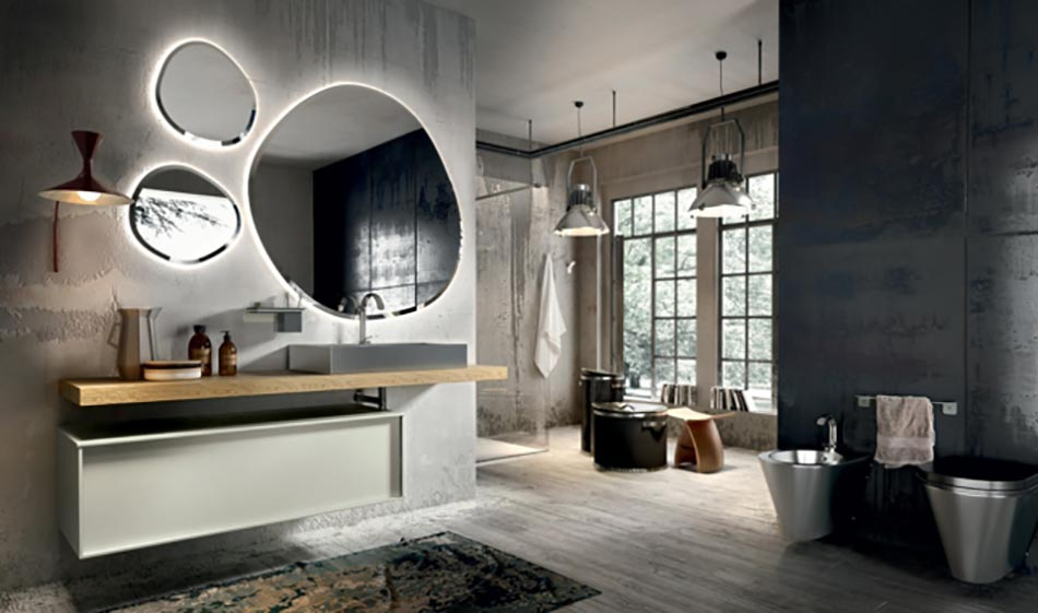 Am nagement salle de bain sign edon design design feria for Salle de bains moderne photos