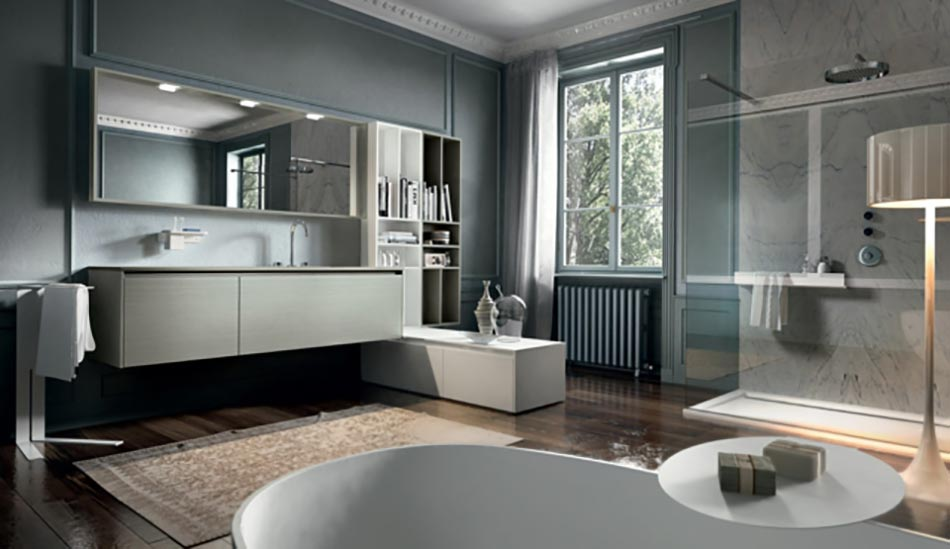 Am nagement salle de bain sign edon design design feria for Salle de bain moderne design