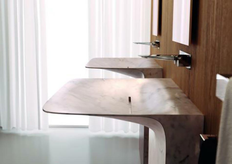 Vasque design ou l ameublement salle de bain original for Lavabo salle de bain design