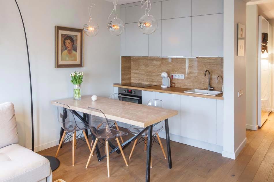 petite cuisine cr ative aux influences modernes clectiques et vari es design feria. Black Bedroom Furniture Sets. Home Design Ideas