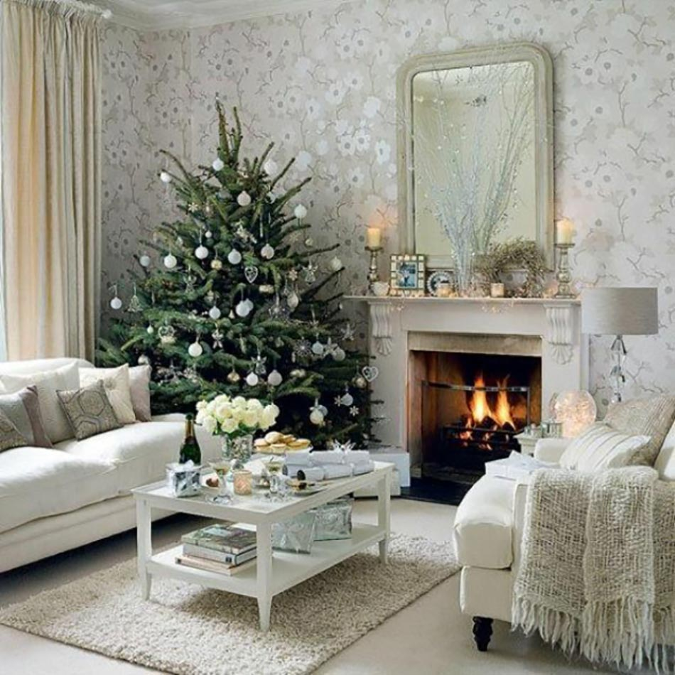 D coration sympa d arbre de no l design feria - Decoration arbre de noel ...
