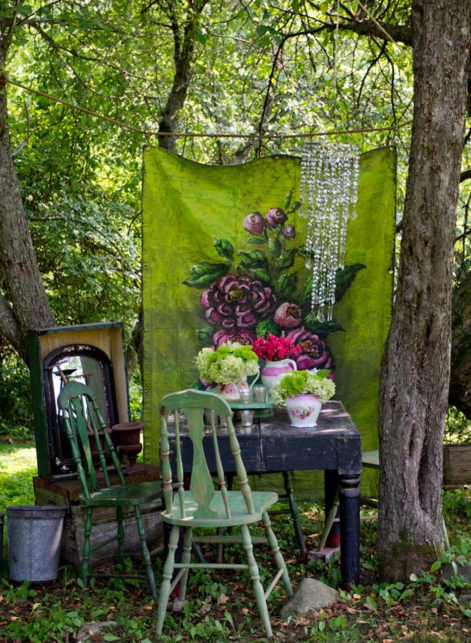 Un salon de jardin sympa pour une ambiance estivale for Le jardin voyageur peter brown