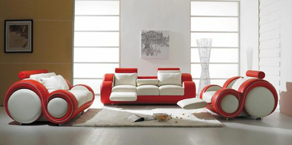 Le mobilier design italien en tant qu ic ne du temps for Salon sejour design
