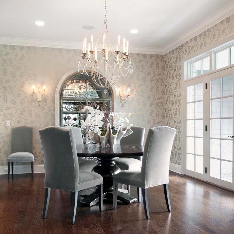 Chaises de salle à manger en velours : une invitation confortable ...