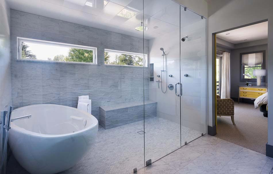 Un Aménagement Salle De Bain Adapté Pour Les Besoins Des Seniors - Salle de bain pour personne agee