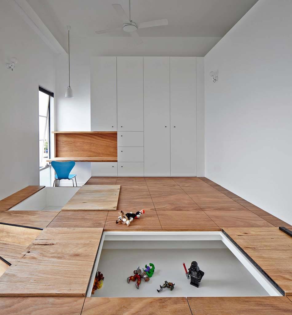 rangement des jouets au design ludique pour une chambre d enfant propre et rang e design feria. Black Bedroom Furniture Sets. Home Design Ideas
