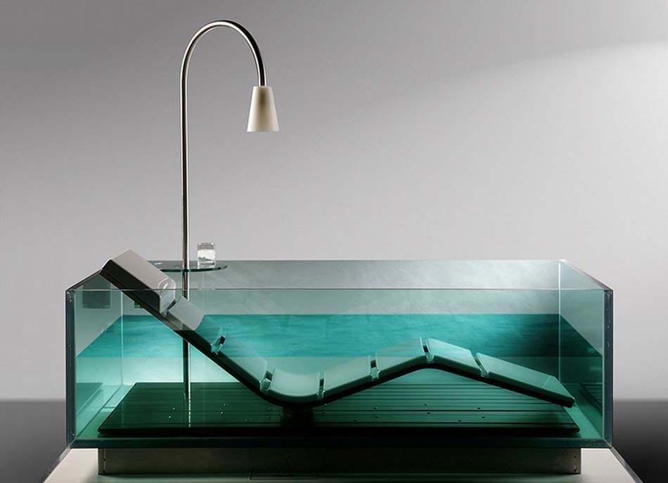 salle de bain moderne tendance inspir e par le design minimaliste et cr atif design feria. Black Bedroom Furniture Sets. Home Design Ideas
