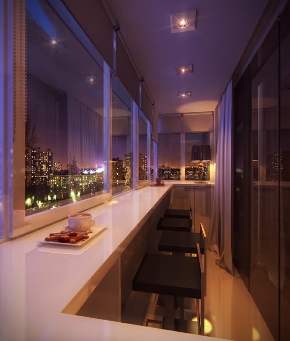 15 projets int ressants afin de mieux am nager son balcon - Amenager petit balcon appartement ...
