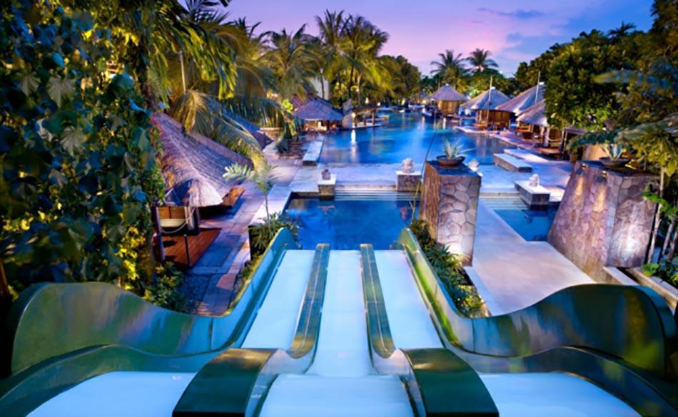Bali Hotel Exotique Piscine énorme