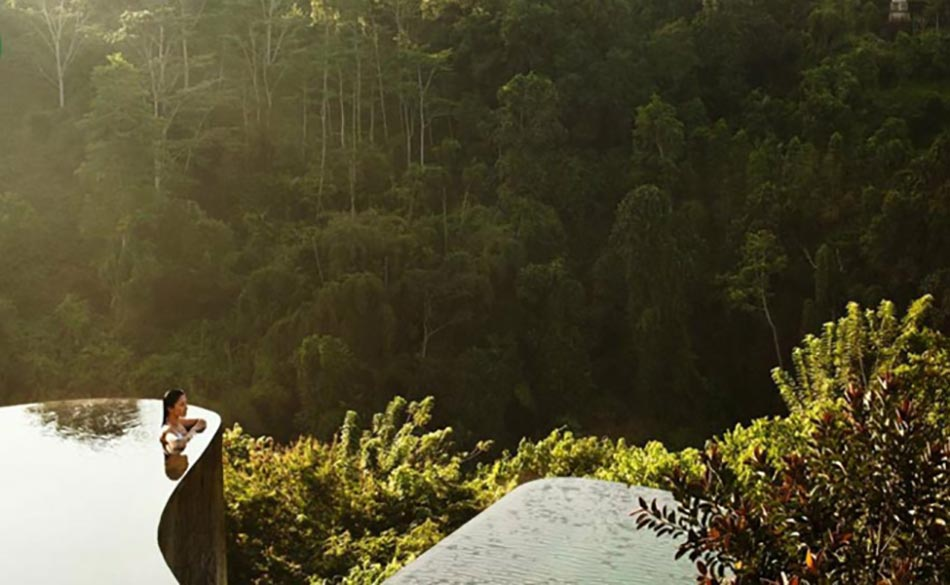 Bali Hotel Piscine Exotisme