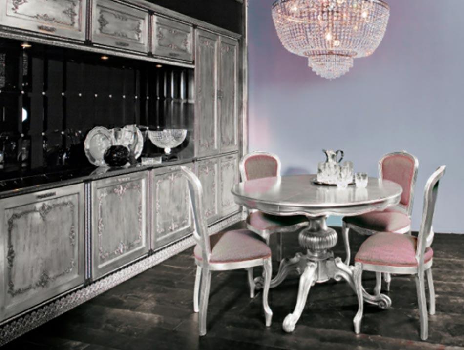 meuble style baroque. Black Bedroom Furniture Sets. Home Design Ideas