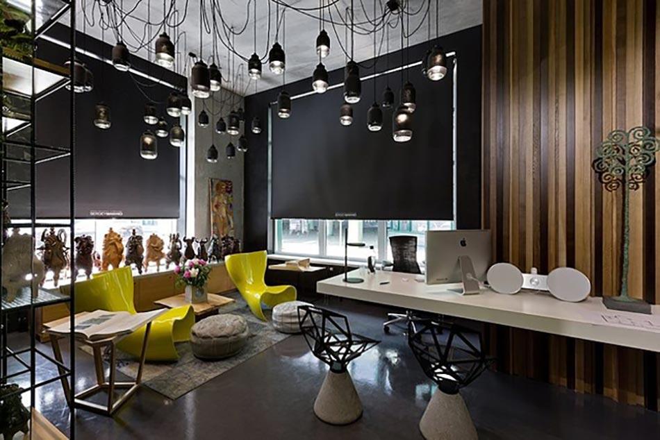 Bureau design pour des agences de conceptions cr atives for Amenagement bureau particulier