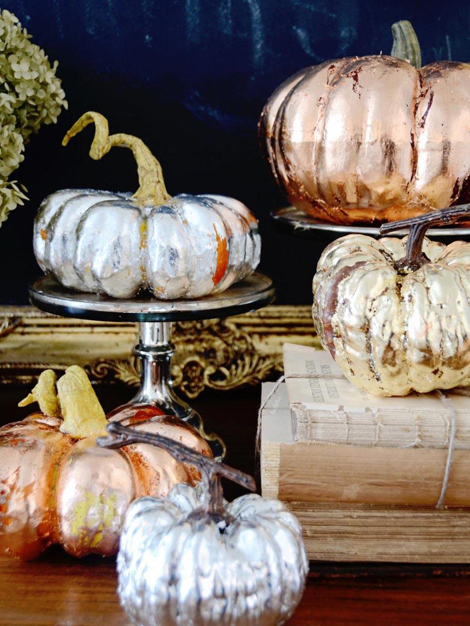 une jolie d coration pour halloween l aide des. Black Bedroom Furniture Sets. Home Design Ideas
