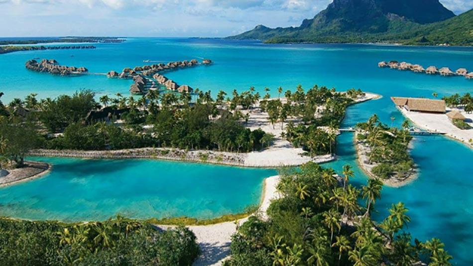 La Beauté De Bora Bora Pour Un Week End Amoureux